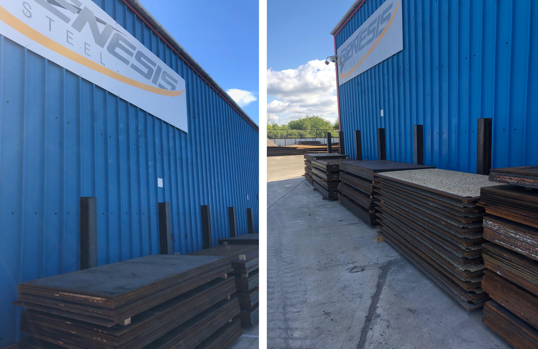 genesis steel steel stockholders