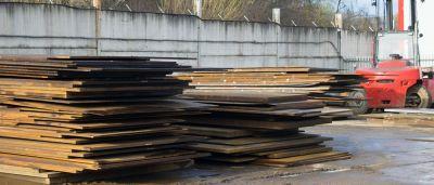 sourcing of steel stock